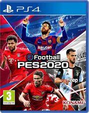 eFootball PES 2020 incl. My Club Inhalte PS4 Pro Evolution Soccer NEU OVP