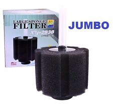 JUMBO 250 GALLON Fish Tank Pond Biochemical Sponge Bio Filter Oxygen XY-2838