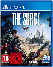Ps4 / Sony PlayStation 4 Game - The Surge En/ger Boxed