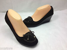 Steve Madden Wedge Loafers Shoes Womens Size 7.5 M