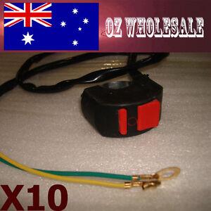 10X KILL SWITCH 50cc 90cc 125cc 140cc 150cc 250cc BIKE DIRT PIT PRO TRAIL Dune