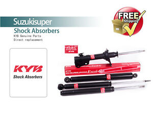 Nissan Maxima A33 KYB Front Shock Absorbers
