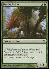 MTG 4x NETTLE SWINE - SUINO DELLE ORTICHE - AVR - MAGIC
