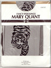 MARY QUANT TIGER MOTIF STOCKINGS