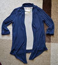 Esprit*Jacke*Twin Set Jacke & Shirt 2 in 1 Cardigan*Tunika*GR-XS