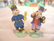 Cottontail Lane Policeman & Conductor - Combined Shipping Discount