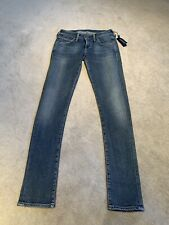 citizens of humanity jeans Racer Lowrise Skinny 24