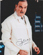 John Cleese HAND Signed 8x10 Photo, Autograph, James Bond, Fawlty Towers
