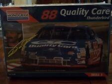 NASCAR Dale Jarret No. 88 Ford Taurus Ford Quality Care model kit