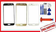 Original Outer Front Glass Screen Replacement For Samsung Galaxy S6 S7 S8 - Plus