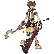 New Kingdom Hearts Play Arts Sora Master Form Figure Square Enix