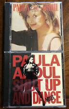 Paula Abdul Forever Your Girl Shut Up And Dance The Dance Remixes CD Set Of 2