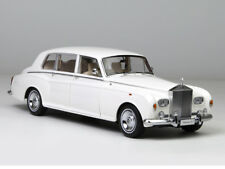 New 1:18 Kyosho Car Model Rolls Royce Phantom VI White 08905W