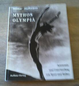 Mythos Olympia Himar Hoffmann Aufbau Verlag Autonomie und Unterwerfung von Sport