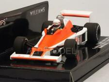 Williams FW06 Ford Brands Hatch 1979 Giacomo Agost 1:43 MINICHAMPS 410790049