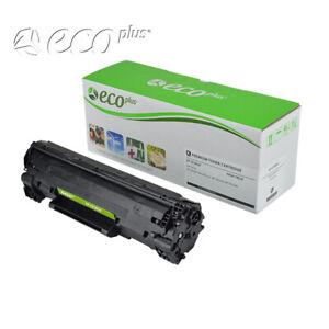 ECOPLUS  83X (CF283X) TONER Compatible with HP CF283X, BLACK, 2.2K HIGH YIELD