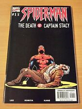 Spider-Man : The Death of Captain Stacy #1 ~ NEAR MINT NM ~ 2000 Marvel Comics