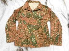 WW2 GERMAN ELITE 44 DOT PATTERN CAMO TARN tunic coat jacket EARLY TYPE REPO