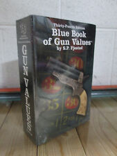 34th Edition Blue Book of Gun Values NEW