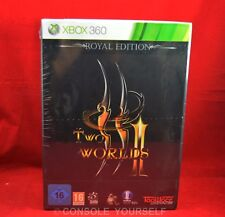 TWO WORLDS II 2 ROYAL EDITION - BRAND NEW SEALED - XBOX 360 - PAL UK