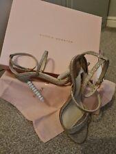 Señoras tamaño 3 EUR 36 Sophia Webster Talón De Boda De Cristal Rosalind Zapato