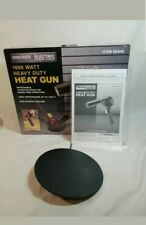 Rubber coated nonslip base 1000°/1100°(Heat Gun not included) Chicago electric