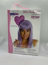 Katy Perry Secret Wishes Deluxe California Gurl Wig NIB