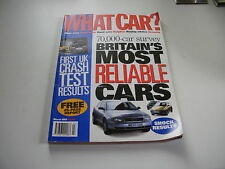 WHAT CAR ?   MAGAZINE  MARCH  1997    ENGLISH MONTHLY