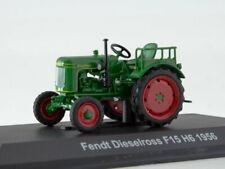 Fendt Dieselross F15 H6 1956 Traktor Trecker Modell-Auto 1:43 Neu OVP Hachette