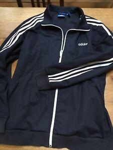 Adidas Trainingsjacke blau, Herren XL, gebraucht