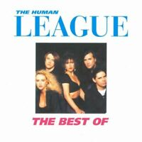 THE HUMAN LEAGUE the best of (CD, compilation, 1997) greatest hits, synth pop,