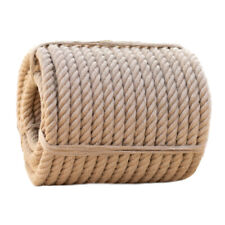 1/4in-1in Tan Manila Rope 3 Strand Available in Many Sizes & Lengths Crafts DIY