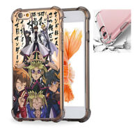 Yu-Gi-Oh! Anime Phone TPU Case Cover For iPhone 6 6s 7 7Plus 8 8Plus #7502