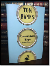 Uncommon Type Some Stories ✎SIGNED✎ by TOM HANKS Brand New Hardcover Edition