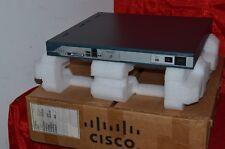 Cisco router 2811 pip vid CISCO2811-AC-IP V10 HWIC 1DSU T1 cards