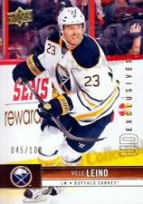 2012-13 Upper Deck UD Exclusives #16 Ville Leino