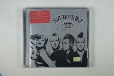 NO DOUBT The Singles 1992-2003 CD SEALED ARGENTINA IMPORT HYPE STICKER