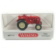 WIKING 087705 Fahr Schlepper rot Scale 1 87