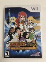 Sakura Wars: So Long, My Love  (Nintendo Wii, 2010) Complete
