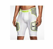 Nike Pro Combat Hyperstrong Hard Plate Compression Shorts Men's size XL 5 Pad