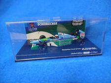 Rare 1:43 M.Schumacher Benetton B194 Britsh GP Oracle Limited 125pcs. in OVP