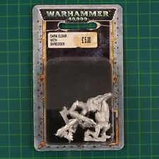 Dark Eldar Shredder Drukhari Warhammer 40K Metall Blister #3 OOP 11144
