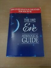 Eve Cigarettes The 1992 Eve Astrological Guide