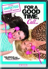 FOR A GOOD TIME CALL New Sealed DVD Nia Vardalos