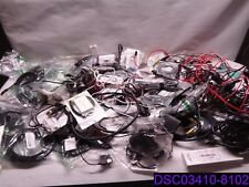 Qty = 189 Mixed Lot of Cell Phone Cords, Electronic Cords, Cables, & Accessories