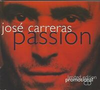 JOSE CARRERAS / PASSION * NEW LIMITED EDITION PROMO SINGLE-CD 1995 * NEU