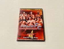 PRIDE FC Fighting Championships #4 MMA Mixed Martial Arts DVD NEW Sealed