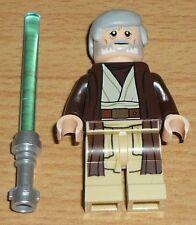Lego Star Wars Figur Ben Kenobi + Laserschwert