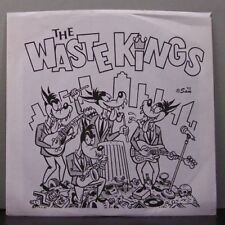 "(O) The Waste Kings-Garden Of My Mind (7"" single, États-Unis)"