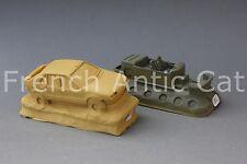 Rare modele moule RENAULT 19  phase 1  5 portes 1/43 Heco modeles véhicule ML
